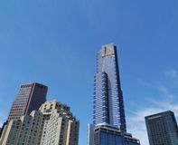 The tallest Eureka tower with its surroundings Stock Image