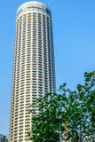 Tallest Hotel. Swissotel stamford hotel in singapore Royalty Free Stock Photography