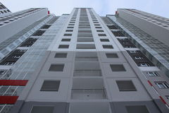 Tallest residential building Stock Photo