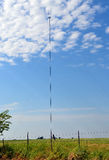 Tallest structure in Texas. The Liberman Broadcasting Tower Era's 2,000 foot communications mast is the tallest structure in Texas. It is located in rural Texas Stock Photos