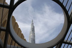 The tallest tower Royalty Free Stock Images