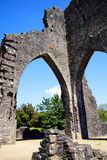 Talley Abbey, Carmarthenshire, Wales Stock Images
