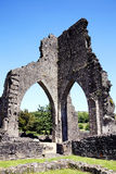 Talley-Abtei, Carmarthenshire, Wales Lizenzfreie Stockbilder