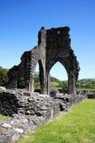 Talleyabdij, Carmarthenshire, Wales Royalty-vrije Stock Afbeelding