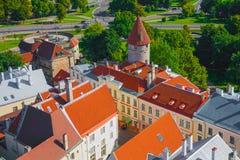 Tallin royalty-vrije stock afbeeldingen