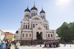 Tallin Cathedral Stock Photos
