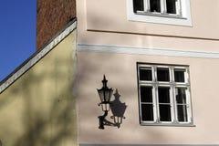 Tallin city center Royalty Free Stock Image