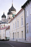 Tallin City Centre Stock Photography