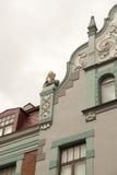 Tallin dach Obrazy Royalty Free