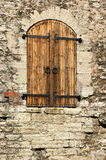 Tallin door Royalty Free Stock Photos