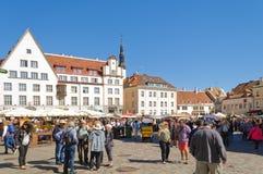 Tallin, Estonia fotografia stock libera da diritti
