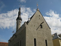 Tallin, Estonia Stock Photos