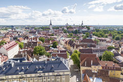 Tallin Estonia Stock Photo