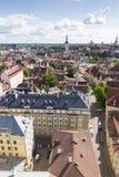 Tallin Estonia Stock Photography