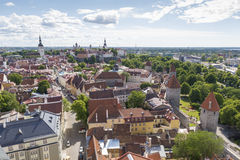 Tallin Estonia Royalty Free Stock Photo