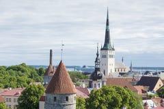 Tallin Estonia Royalty Free Stock Image