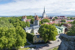 Tallin Estonia Royalty Free Stock Photos