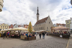 Tallin Estonia Stock Photo