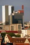 Tallin moderno Foto de archivo libre de regalías
