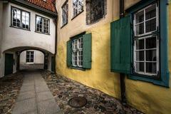 Tallin old city Royalty Free Stock Photo