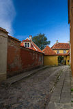Tallin old city Royalty Free Stock Photos