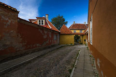 Tallin old city Royalty Free Stock Images