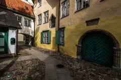 Tallin old city Stock Image