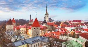 Free Tallin Old Town, Estonia. Stock Photo - 109351880