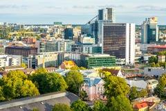 Tallin pieniężny okręg Zdjęcia Royalty Free