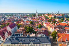 Tallin Royalty Free Stock Photos