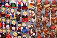 Tallin van Estland van de herinnering Stock Afbeeldingen