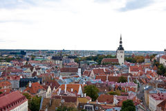 Tallin view Stock Photography