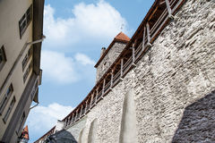 Tallin Walls Stock Photography