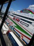 Tallink Ferry Megastar Stock Image