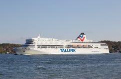 Tallink Romantika imágenes de archivo libres de regalías