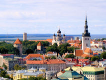 Tallinn Foto de Stock Royalty Free
