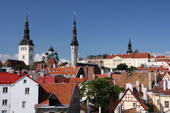 Tallinn Royalty Free Stock Photography