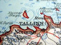Tallinn Imágenes de archivo libres de regalías