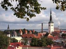 Tallinn Stock Photo