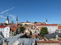 Tallinn Royalty Free Stock Image