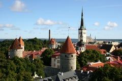 Tallinn Стоковая Фотография RF