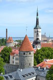 Tallinn Fotos de archivo libres de regalías