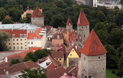 Tallinn Royalty Free Stock Photo