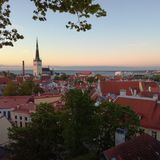tallinn Photos stock
