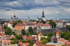 Tallinn. Royalty Free Stock Images