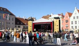 Tallinn-alte Stadttage, 29. Lizenzfreie Stockbilder