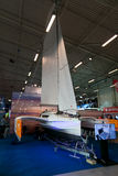Tallinn Boat Show in Estonian Fairs Center Stock Photography