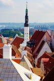 Tallinn. Church Of The Holy Spirit Royalty Free Stock Photography
