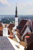 Tallinn. The Church Of The Holy Spirit. Royalty Free Stock Photos