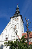 Tallinn Stock Image